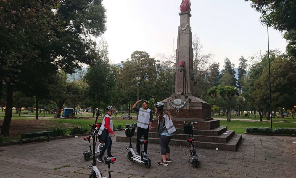Plaza de la Independencia à Quito