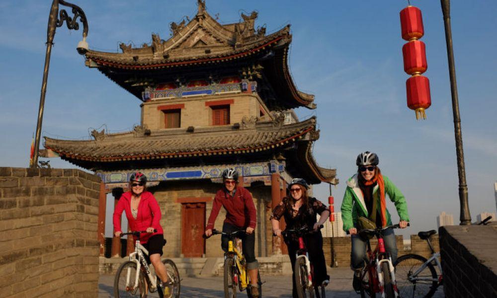 Ancienne muraille de Xi'an