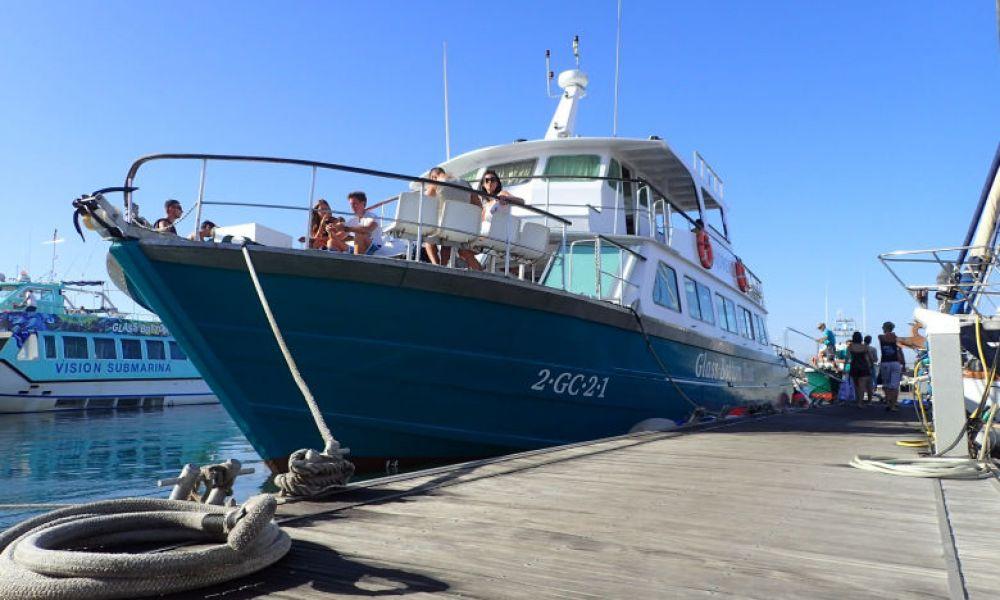 Passagers à bord