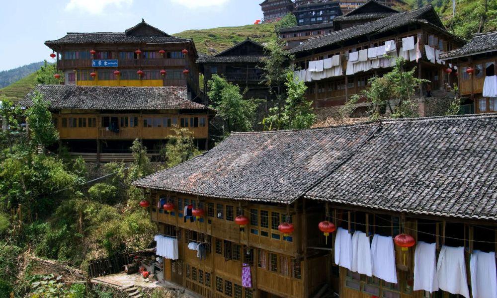 Les villages de Zhuang