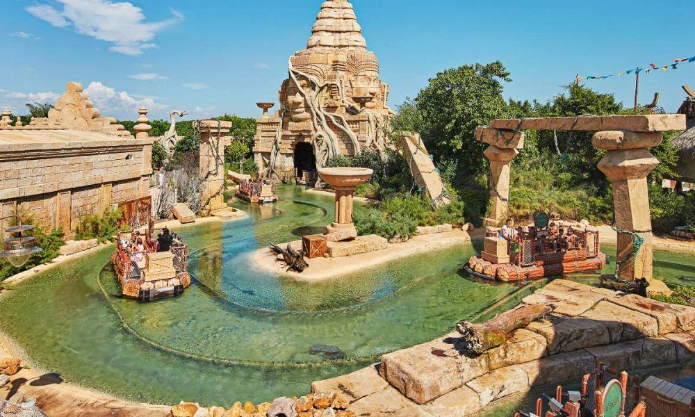 Les attractions de Chine
