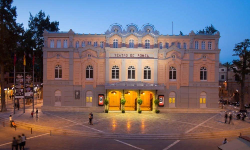 Le théâtre Romea de Murcie