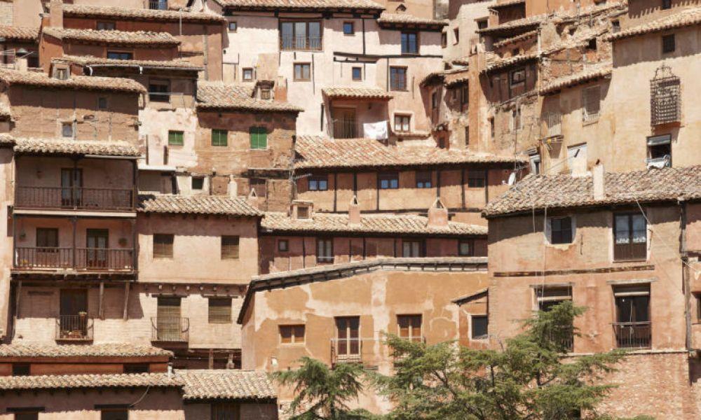Maisons typiques d'Albarracín