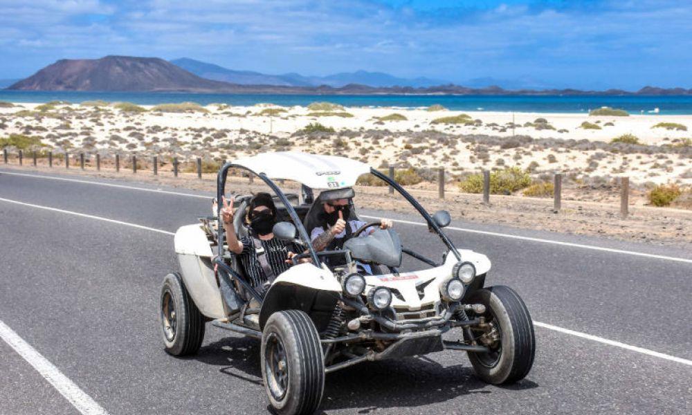 Balade en buggy dans Fuerteventura