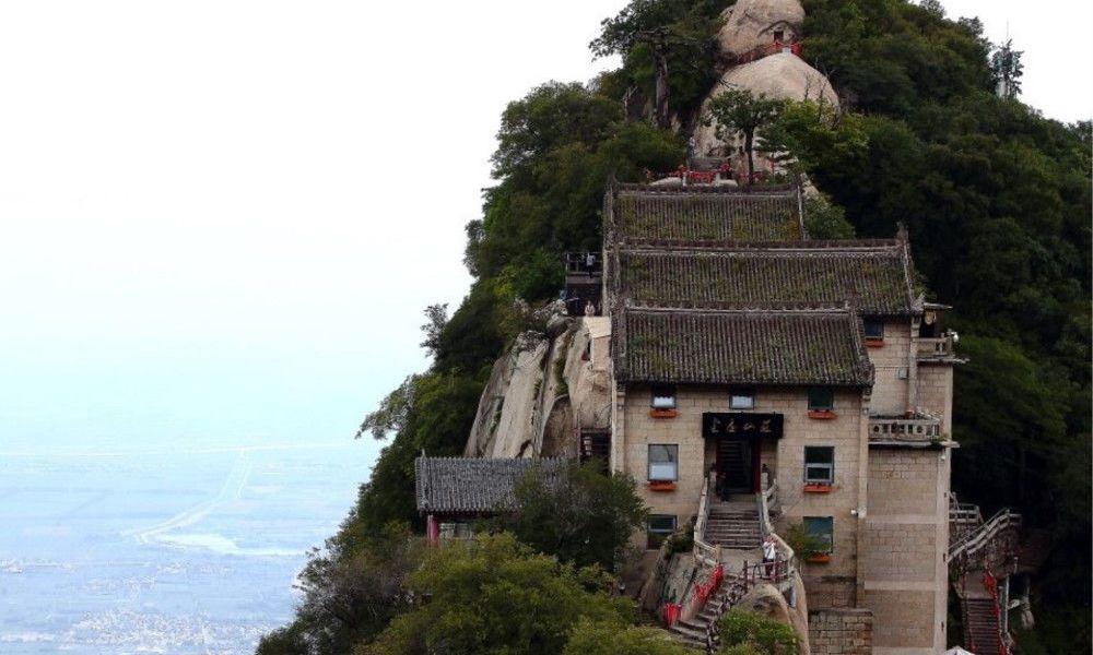Temples de Huashan