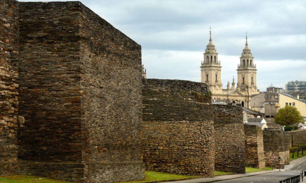Murailles romaines de Lugo