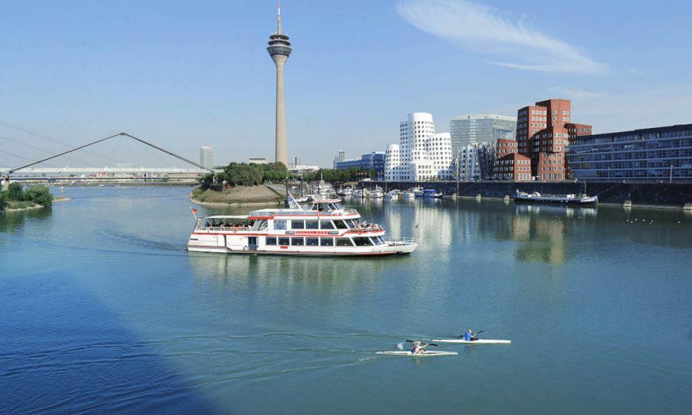 Port de Düsseldorf