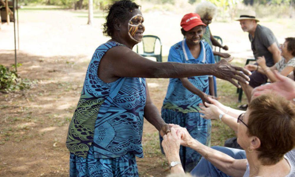 Femmes de la tribu Wurrumiyanga