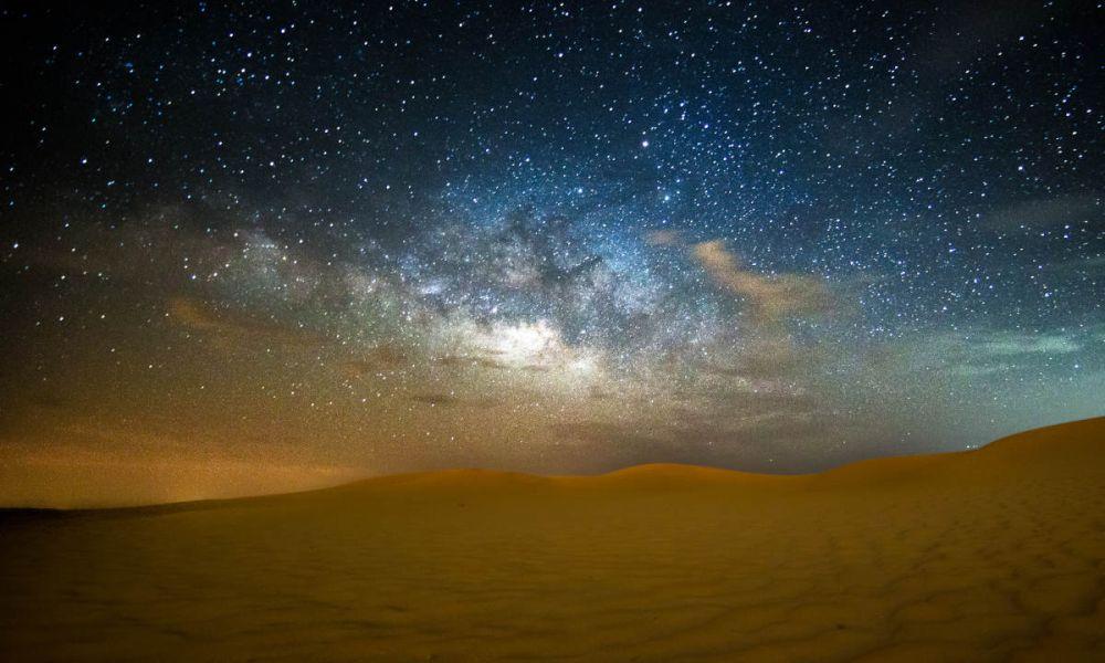 Contemplez la Voie Lactée