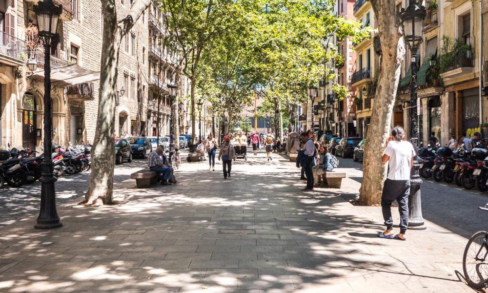 Location de scooters dans Barcelone