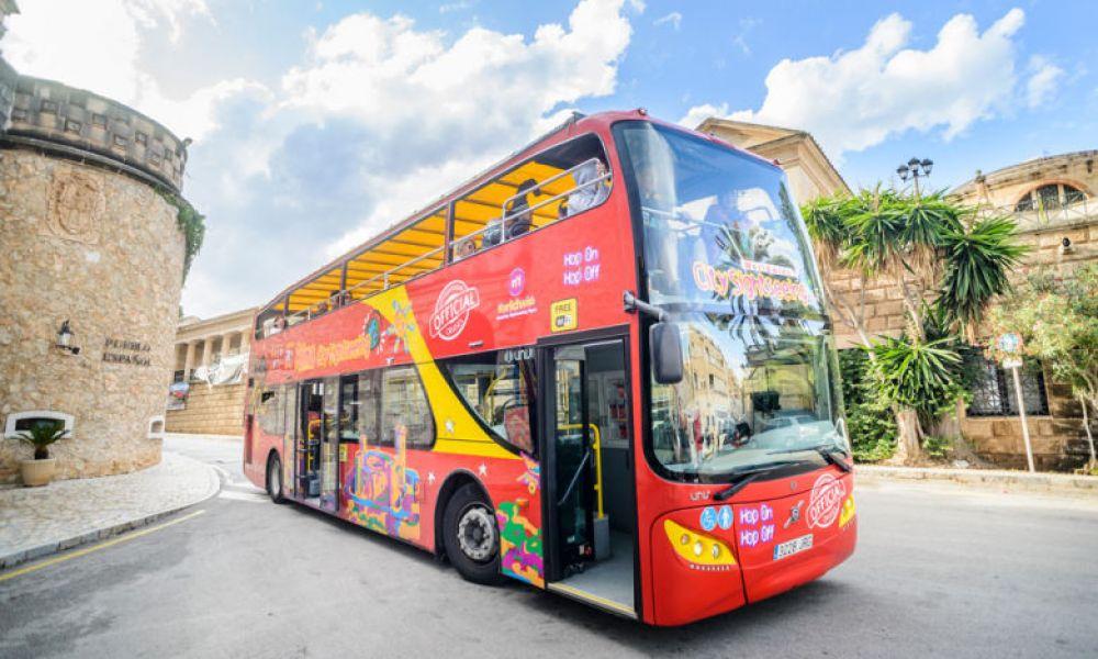 Bus touristique de Palma de Majorque