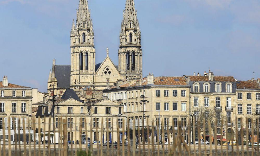 Le centre historique de Bordeaux