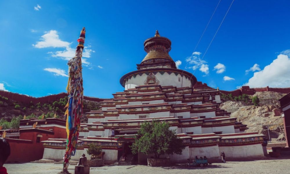 Monastère Palcho
