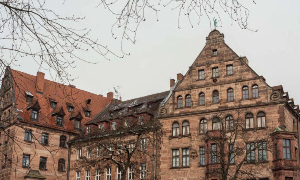La partie médiévale de la ville
