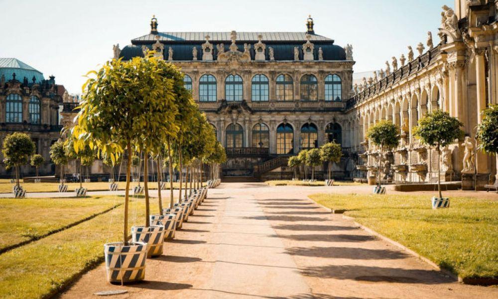 Le Château de Dresde