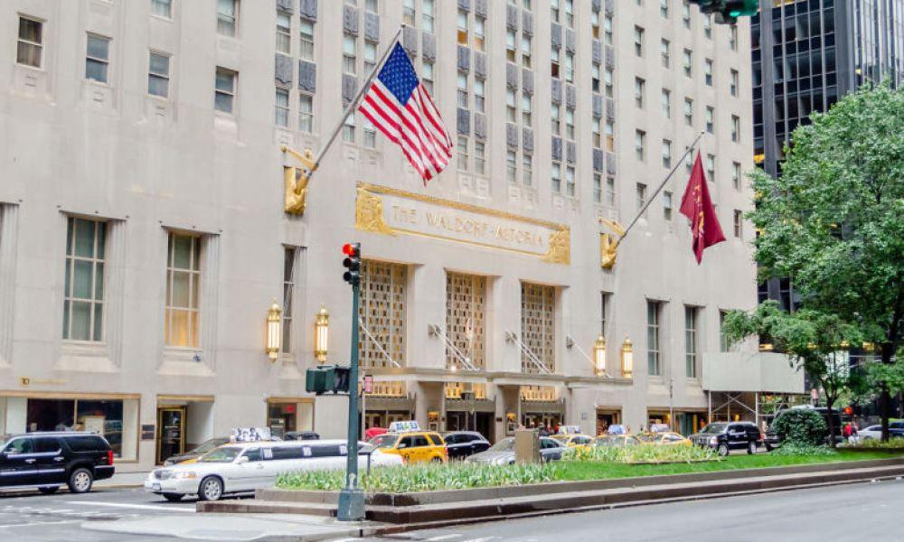 Hotel Waldorf Astoria