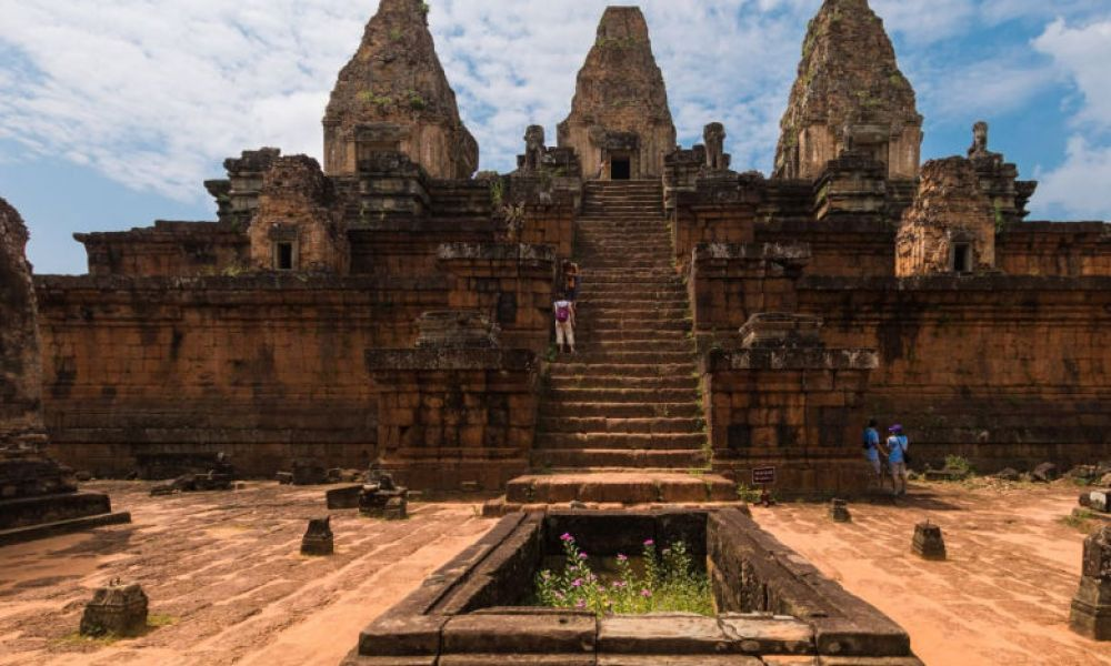 Le temple de Pre Rup