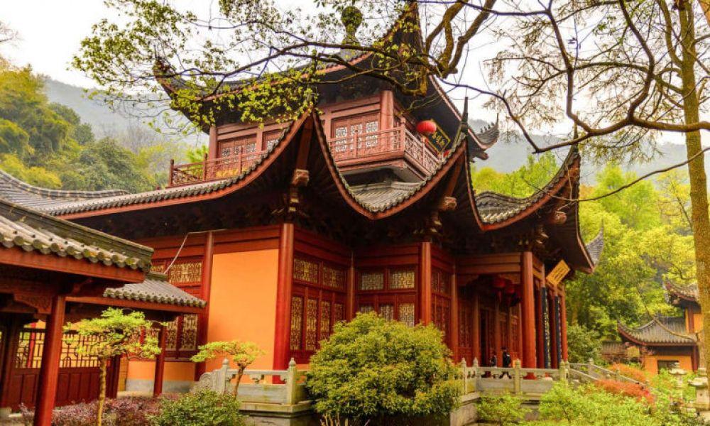 Les jardins du temple