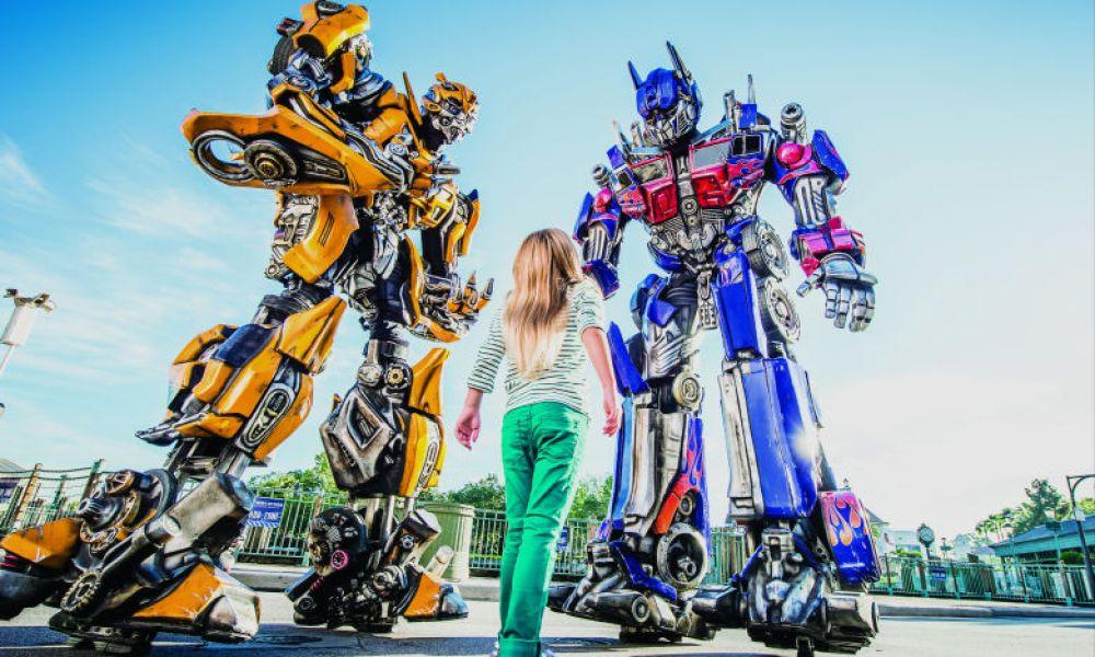 Saluez les Transformers