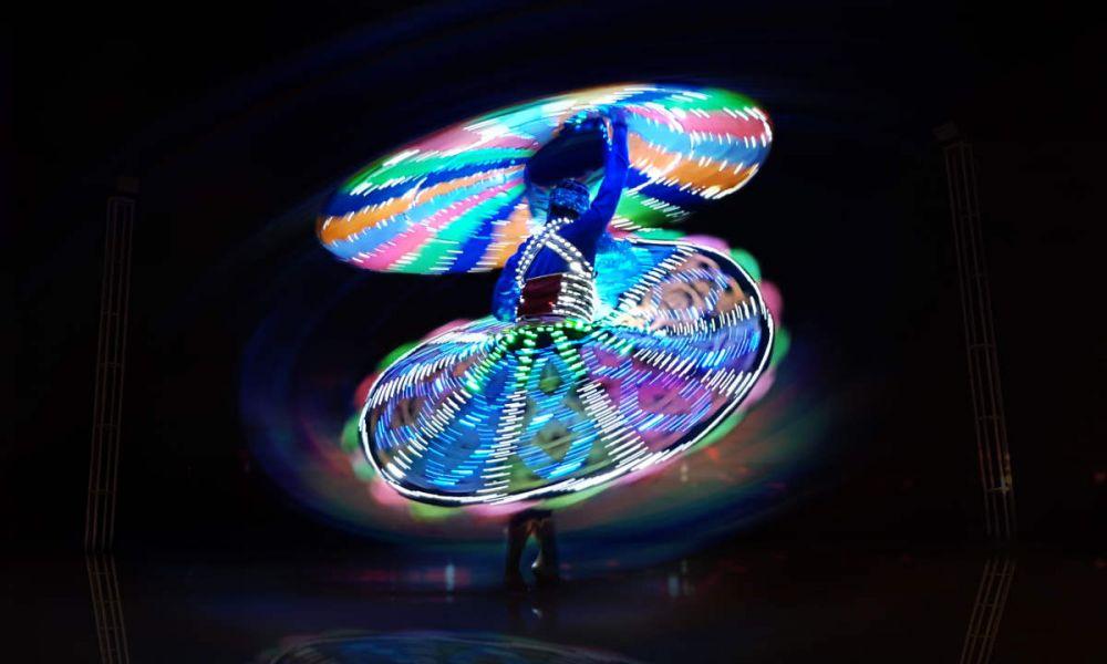 Danse tanoura