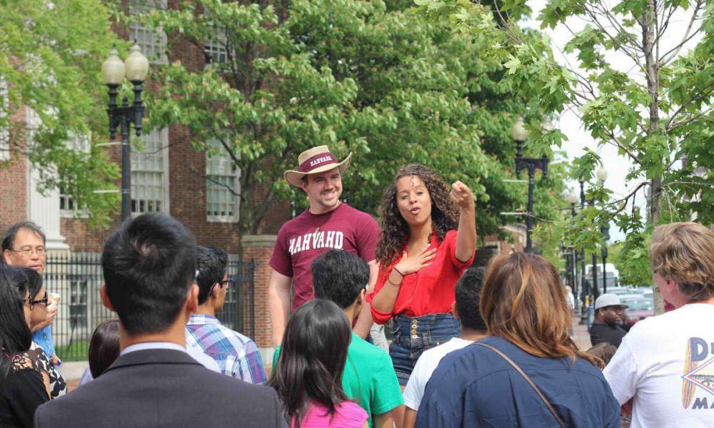 Visiter le campus d'Harvard