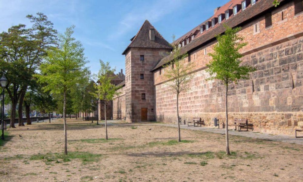 Le mur de Nuremberg