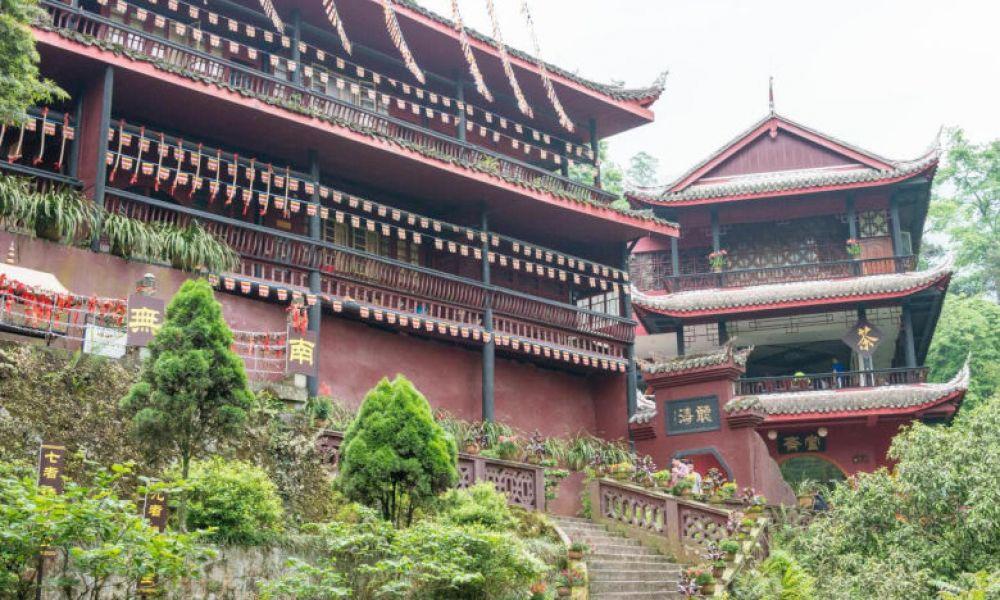 Pavillion Qingyin