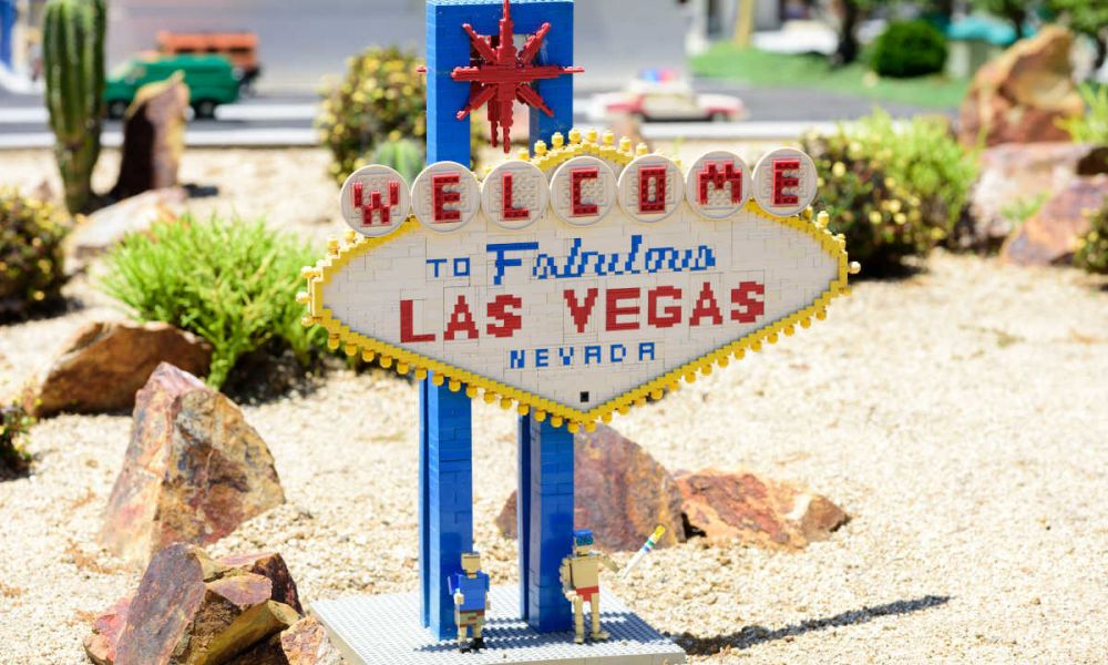 Panneau de Las Vegas