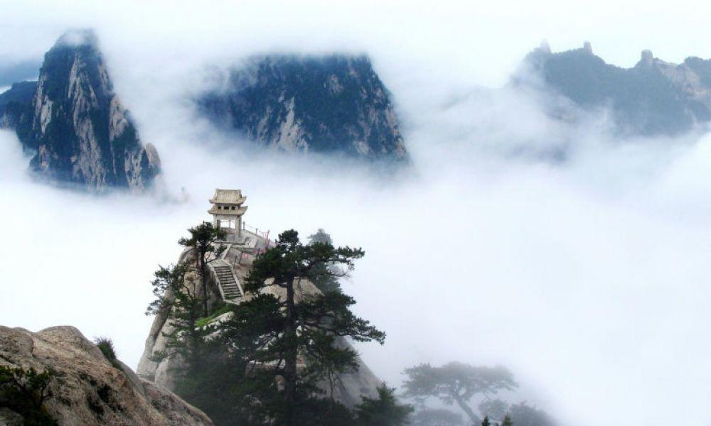 Montagnes de Huashan