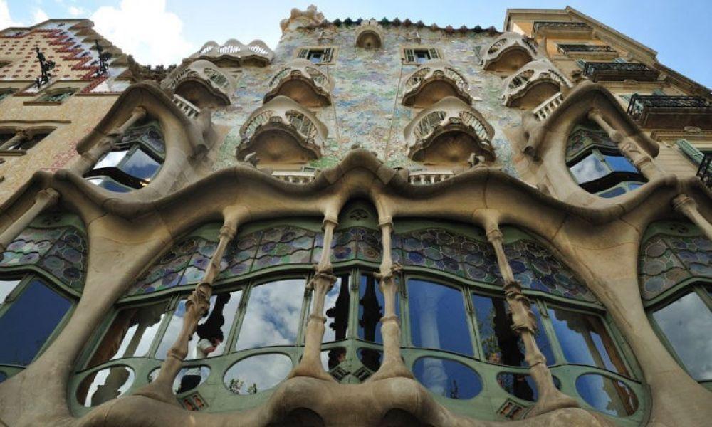 Casa Batlló (Maison Batló)