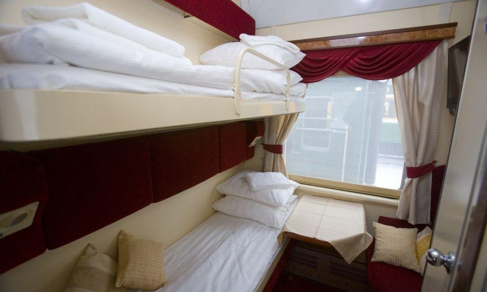 Intérieur de la cabine Plus