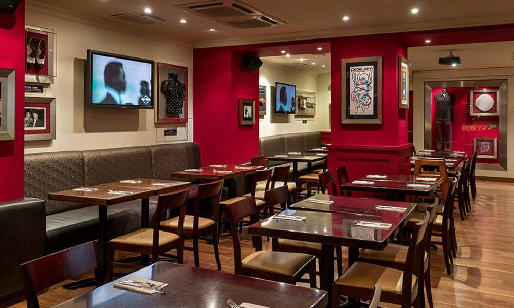 Le Hard Rock Cafe Barcelona