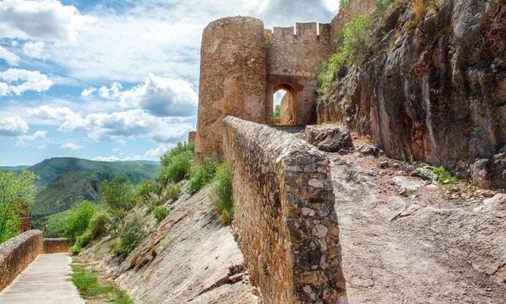 Le château de Chulilla