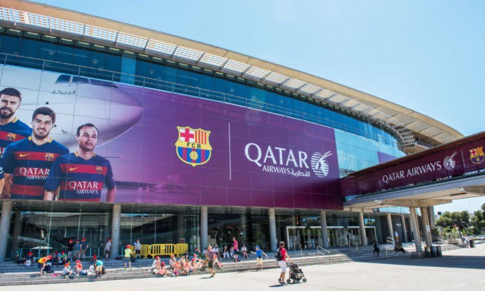 Extérieur du Camp Nou