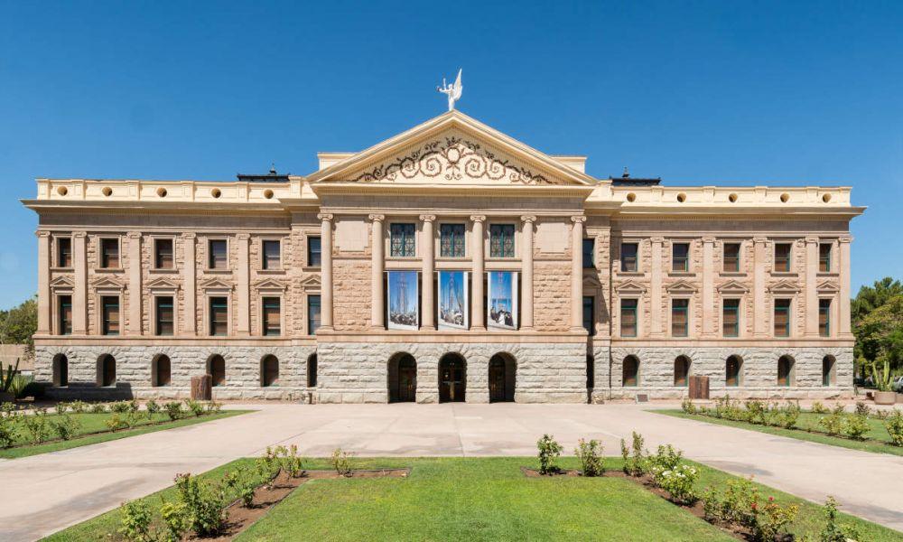 Le Musée du Capitole, à Phoenix
