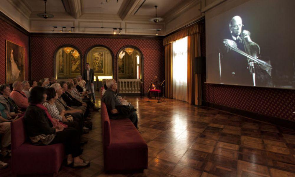 L'auditoire du musée