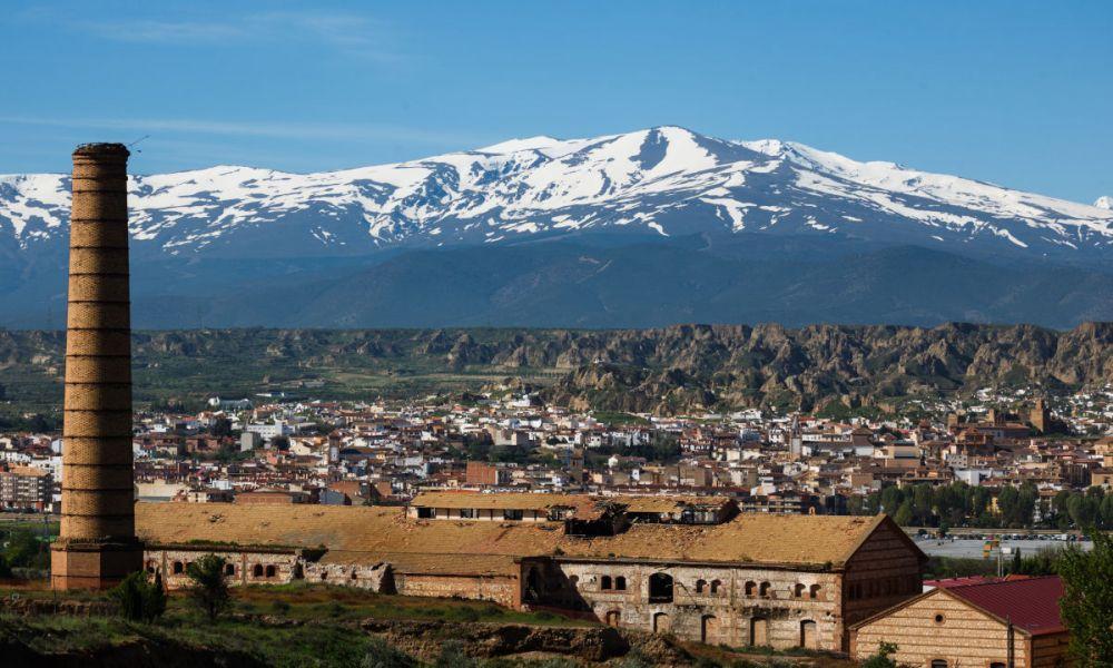 Le village de Guadix
