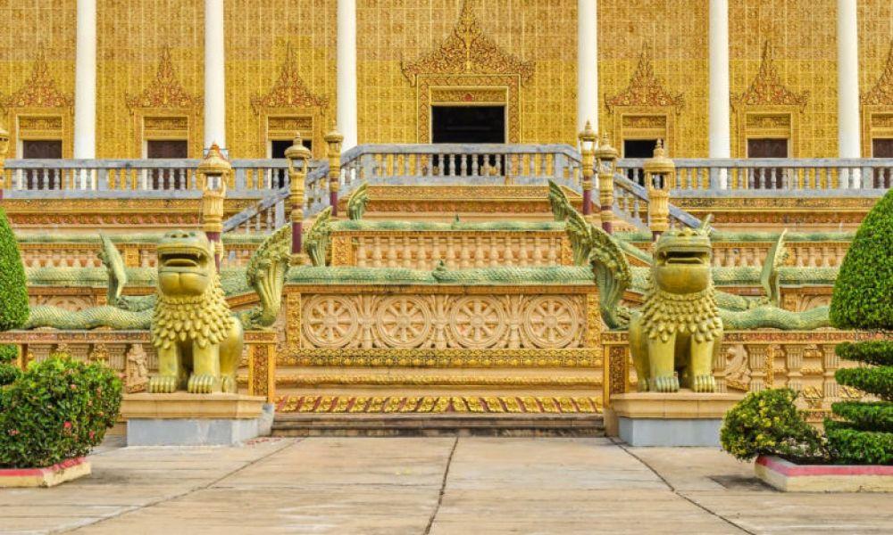 Temple d'Oudong