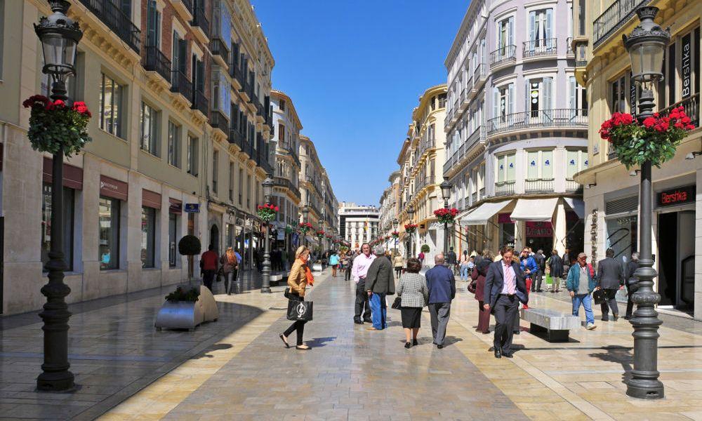 Le Centre de Malaga