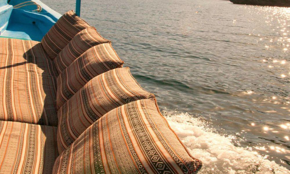 Naviguez à Musandam