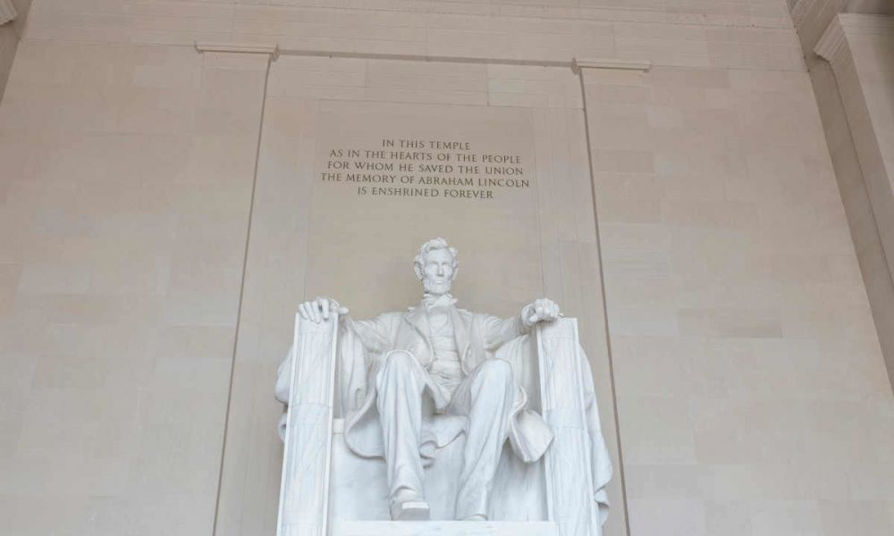 Le mémorial de Lincoln