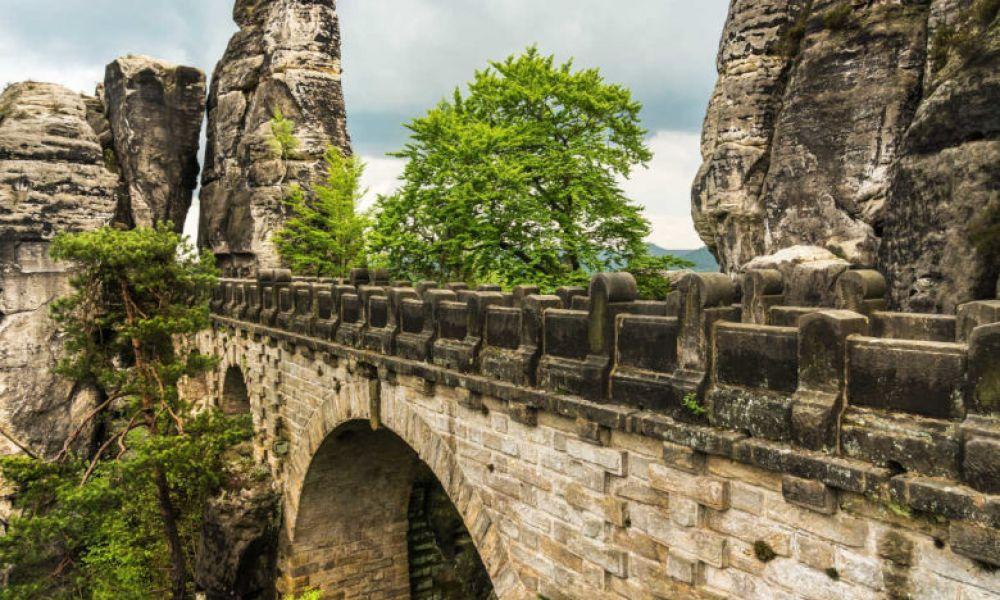 Le pont de la Bastei