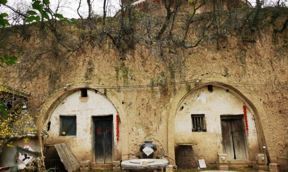 Détails des grottes