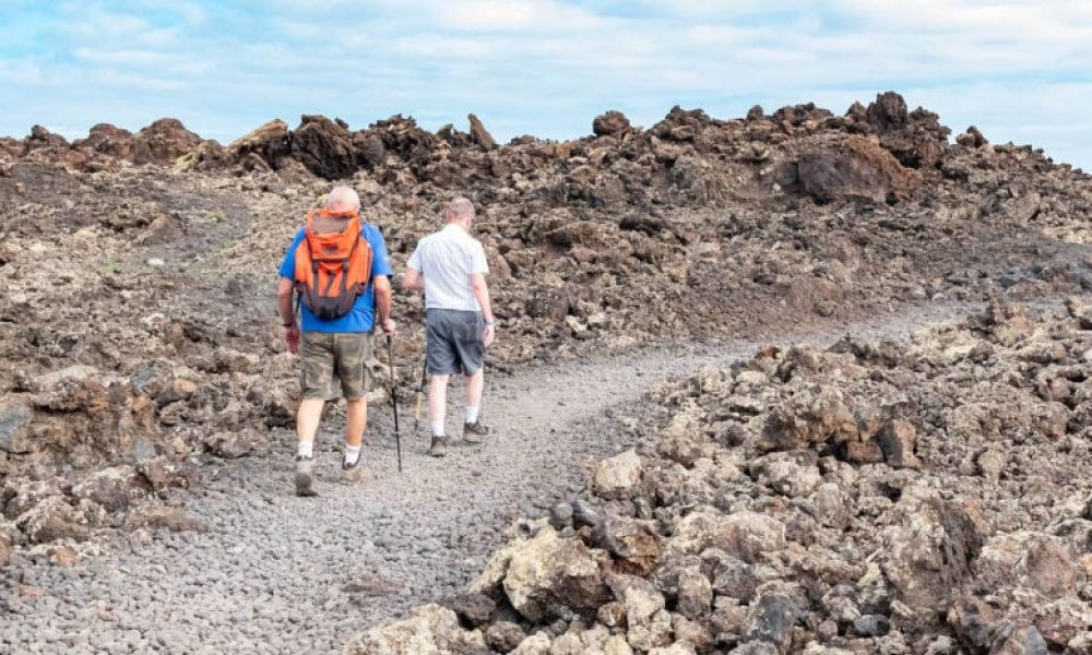 Trek à Lanzarote