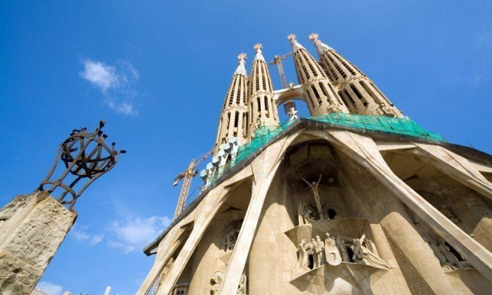 Sagrada Familia de Barcelone