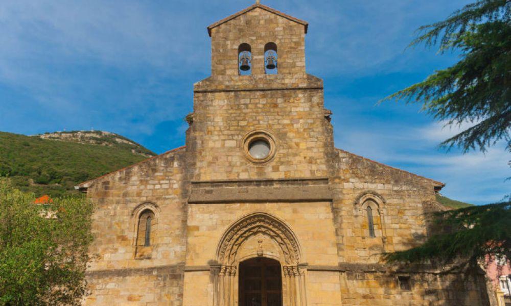 Église Santa María del Puerto