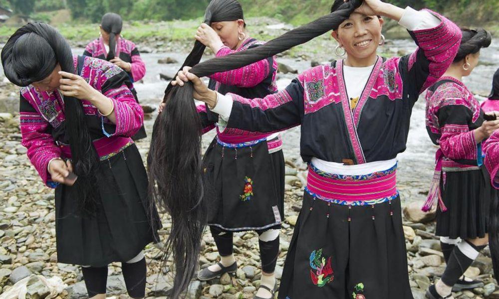 Les femmes de l'ethnie Yao