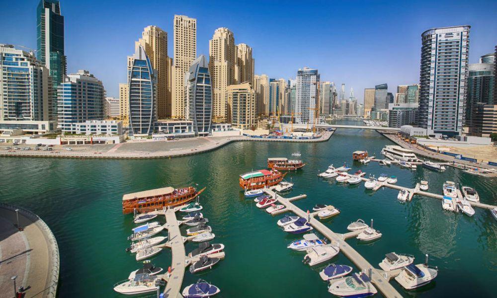 Port de Dubaï Marina