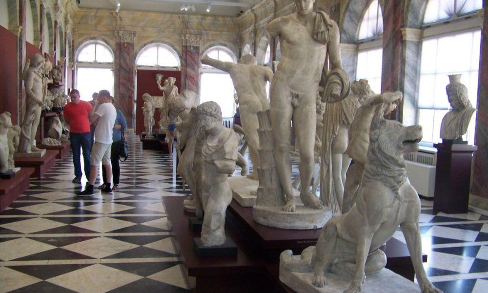 Une exposition du palais Zwinger