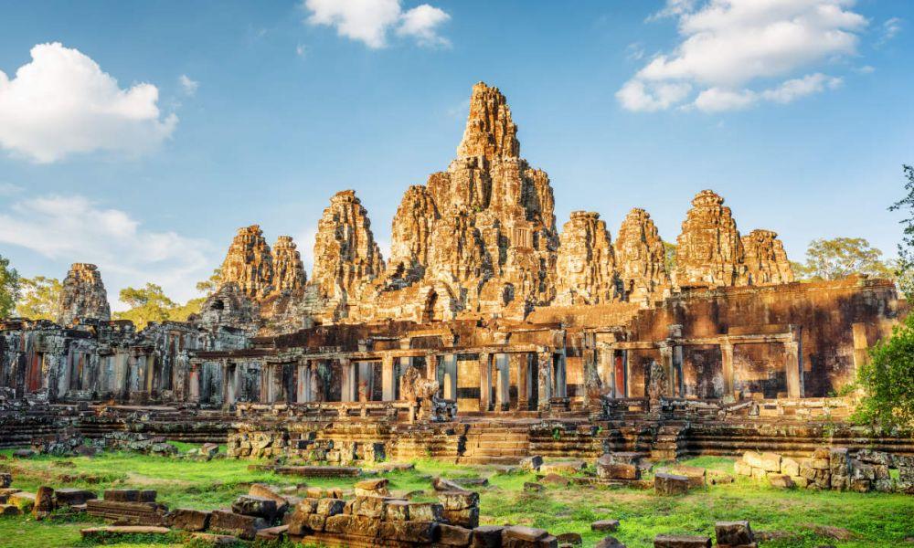 Cité perdue d'Angkor